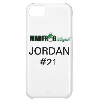 PERSONALIZED Club Volleyball Phone Case iPhone 5C Case
