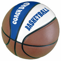Personalized Coach Dad Basketball