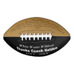 Personalized Coaches Name Team Members Year Football