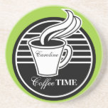 Personalized Coffee Cup Drink Coaster coasters