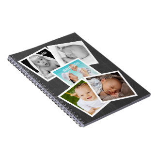 Personalized Collage Make Your Own Customizable Notebook
