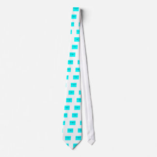 Personalized Company Logo Neck Tie