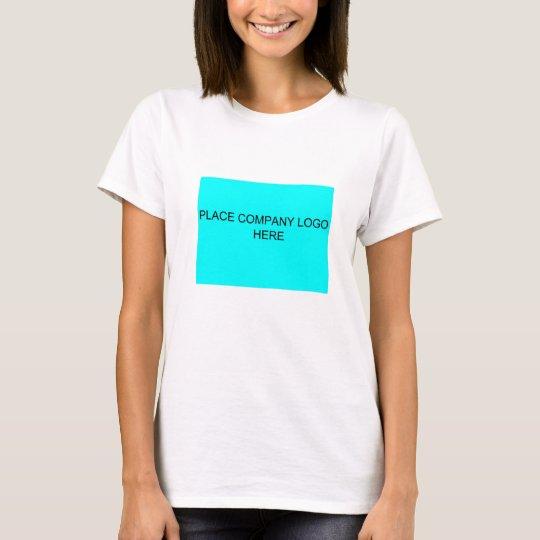 Personalized Company Logo T-Shirt