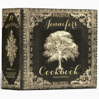 Personalized Cookbook for Recipes Binder