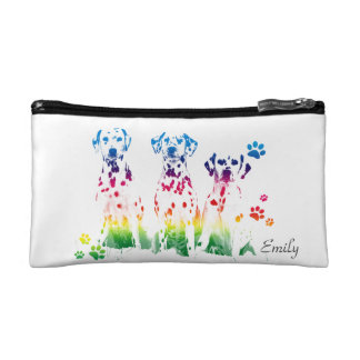 Personalized Creative Doggies Cosmetic Bag
