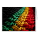 PERSONALIZED CROCHET COLLECTION GREETING CARD