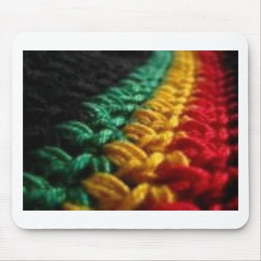 PERSONALIZED CROCHET COLLECTION MOUSEPAD