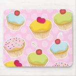 Personalized Cupcakes Mousepads