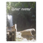 Personalized Curtis Falls Notebook
