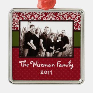 Personalized Custom Christmas PHOTO Ornament