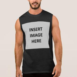 Personalized Custom Clothing Template Sleeveless Shirt