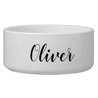 Personalized Custom Color DIY Do It Yourself Bowl