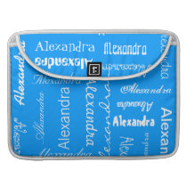 Personalized & Custom Color Sleeve For MacBooks