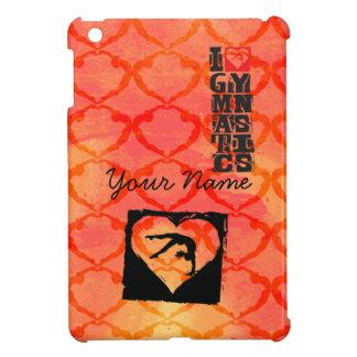 Personalized Custom Dance Gymnastics iPad Mini Cover
