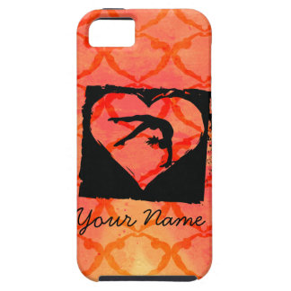 Personalized Custom Dance Gymnastics iPhone 5 Case