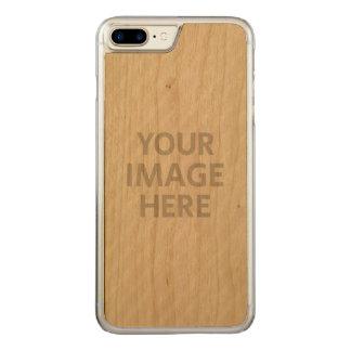 Personalized Custom Photo Carved iPhone 8 Plus/7 Plus Case