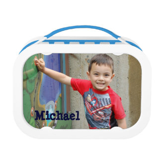 Personalized Custom Photo Child's Lunchbox