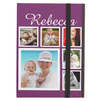 Personalized Custom Photo Collage Customizable iPad Air Case