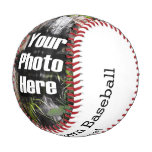 Personalized Custom Photo Full-Color Baseball