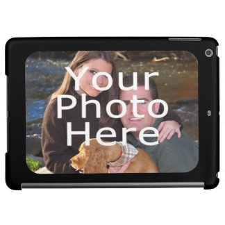 Personalized Custom Photo Horizontal iPad Air Cover