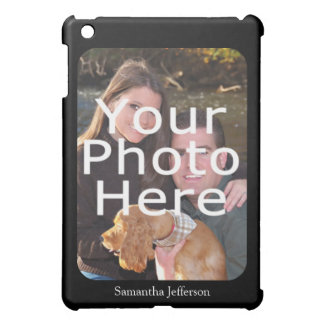 Personalized Custom Photo Horizontal iPad Case