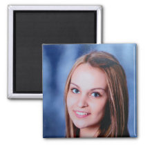 Personalized Custom Photo Magnet