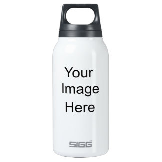Personalized Custom 10 Oz Insulated SIGG Thermos Water Bottle