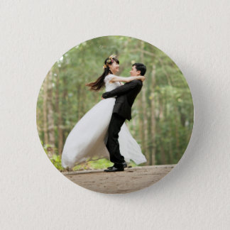 Personalized Custom Your Own Photo Pinback Button