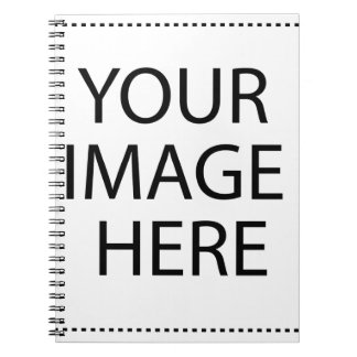 Personalized Custom Your Own Photo & Text Notebook