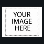 """Personalized Custom Your Own Photo & Text Postcard<br><div class=""""desc"""">You can add your favorite photo. This is perfect gift idea. Personalize with your name and other text.</div>"""