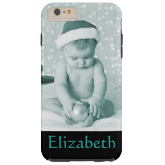 Personalized Custom Your Own Photo Tough iPhone 6 Plus Case