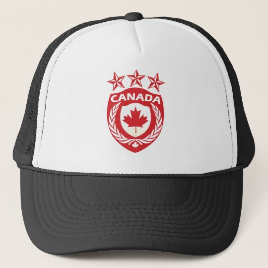 Personalized & Customized Canada Sport Hat