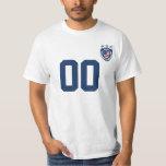 Personalized & Customized USA Sport Jersey T-Shirt