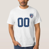 Personalized & Customized USA Sport Jersey T-Shirt