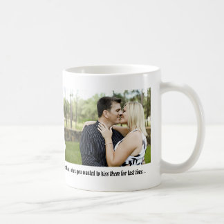 Personalized Customized Your Own Photo Coffee Mug