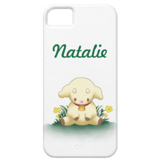 Personalized Cute Lamb iPhone Case