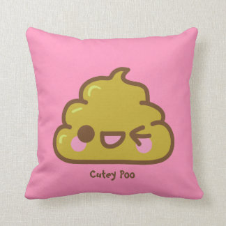 Personalized Cutey Poo Pillows