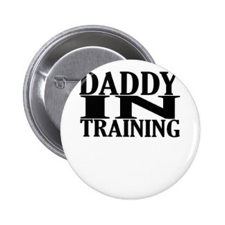 Personalized Daddy In Training Tshirt.png Buttons