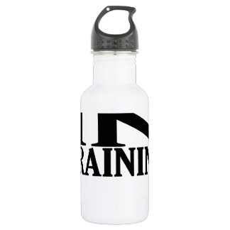 Personalized Daddy In Training Tshirt.png Water Bottle