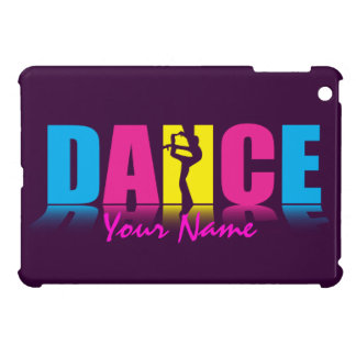 Personalized Dance Dancer iPad Mini Cover