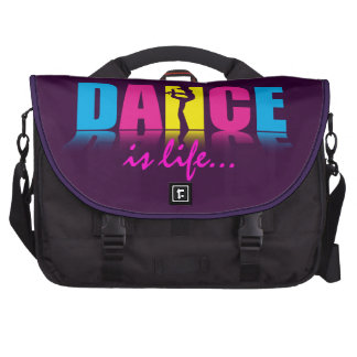 Personalized Dance Dancer Bag For Laptop