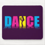 Personalized Dance Dancer Mouse Pad