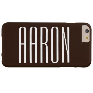 Personalized Dark Chocolate iPhone 6 Plus Case