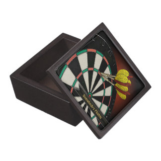 Personalized Dart Flights Box