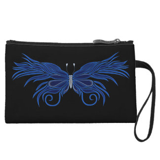 Personalized Decorative Butterfly Clutch Purse