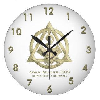 Personalized Dentist Clock