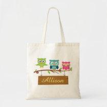 Personalized design for children tote bag