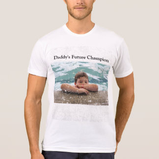 Personalized Distressed Photo T-Shirt