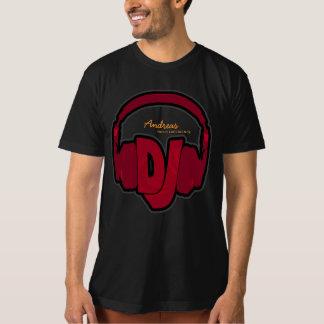 personalized DJ tee