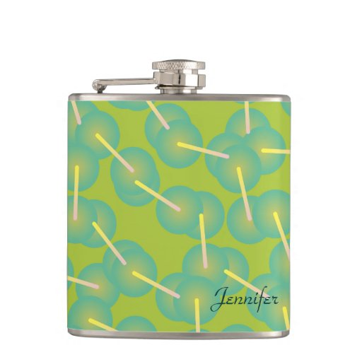 Personalized dna structure flask zazzle for Personalized dna art